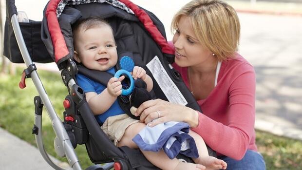 Правильный выбор коляски сохранит ваши силы и здоровье вашего ребенка