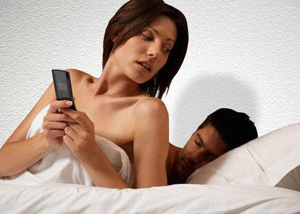 Секс с чужой женой без презерватива 31