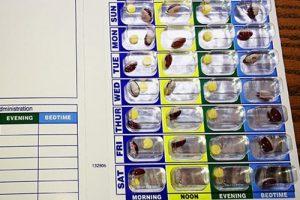 Изменение дизайна упаковок лекарств снизит количество ошибок при приеме