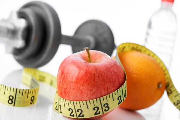 7 основных правил похудания