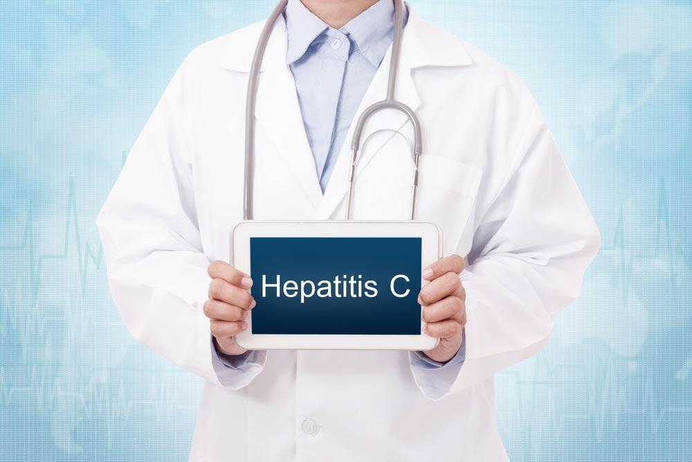 Вирусный гепатит С