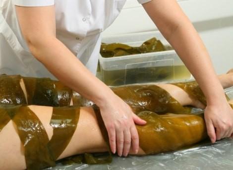 О водорослевых обертываниях