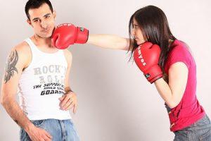 Чтобы продлить жизнь, супруги должны ругать друг друга с одинаковой интенсивностью