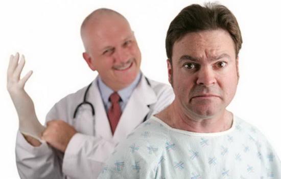 Профилактический массаж простаты спасает от проблем