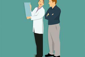 Показ фотографий дерматологу поможет установить диагноз