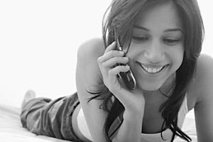 Электронные письма романтичнее телефонных звонков