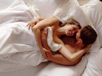 Утренний секс лучше зарядки