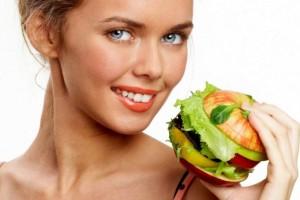 Как похудеть с помощью вегетарианской диеты