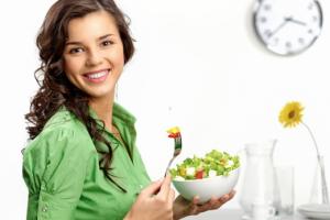 10 главных правил здорового питания
