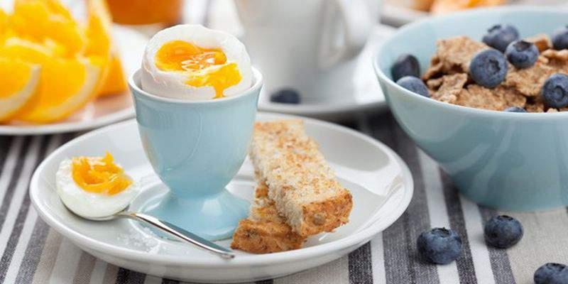 От завтрака тоже можно набрать лишний вес