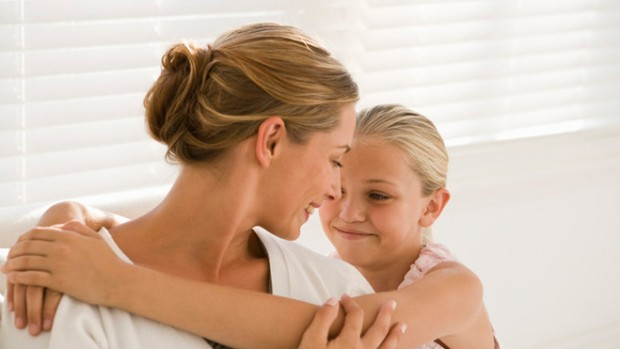 Дети, рожденные матерями-одиночками, не страдают от отсутствия отца
