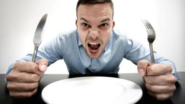 Установлена причина агрессии во время чувства голода