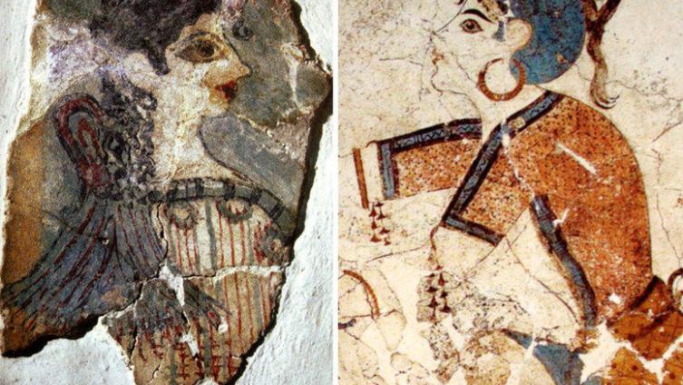 История макияжа. Как украшали свои лица красавицы Древнего Востока, Греции и Рима?