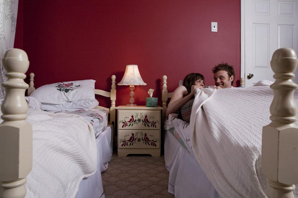 Людям больше нравится заниматься сексом в отеле, чем дома