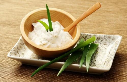 Сок алоэ — целебное средство для ухода за кожей лица