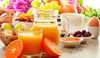 7 идей завтрака для похудения