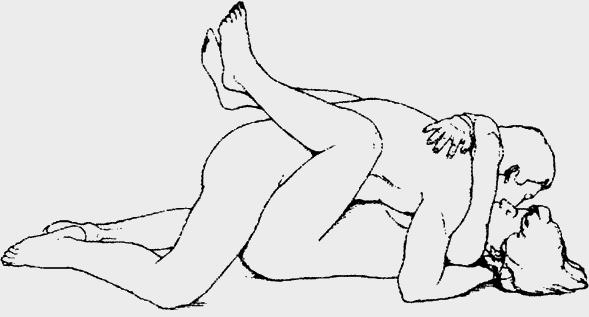 Здоровый секс: любовные позы, идеальные для мужчин