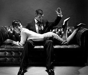 Сексуальная игра в отношениях