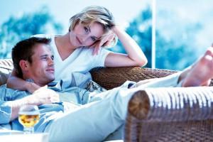 Рождение ребенка привносит оживление в интимную жизнь супругов