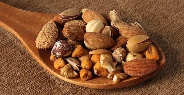 Грецкие орехи помогают бороться с лишним весом