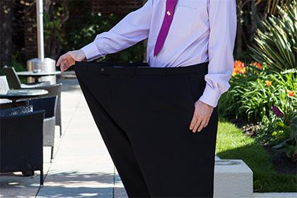 Быстрое похудение назвали предвестником слабоумия