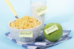 Как похудеть, считая калории?