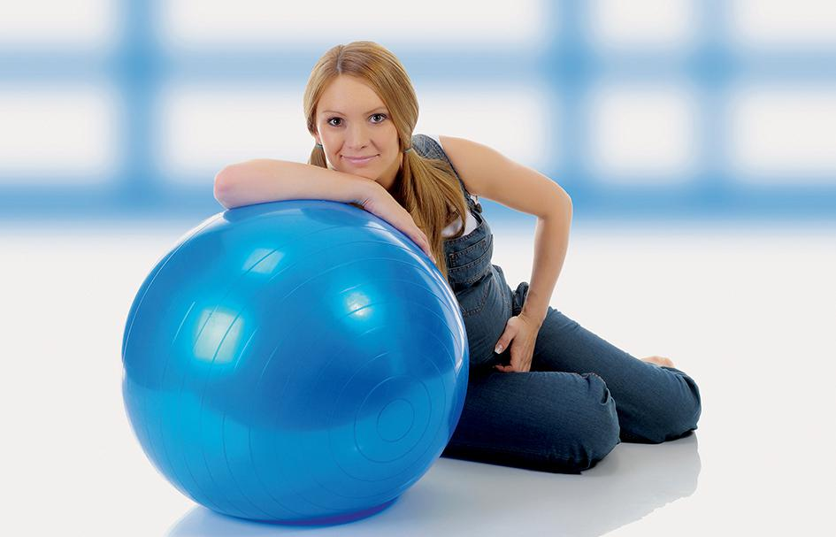 Опущение матки и влагалища: как вам поможет спорт?