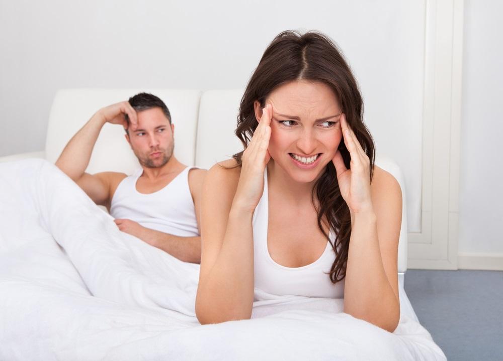 Боль после полового акта
