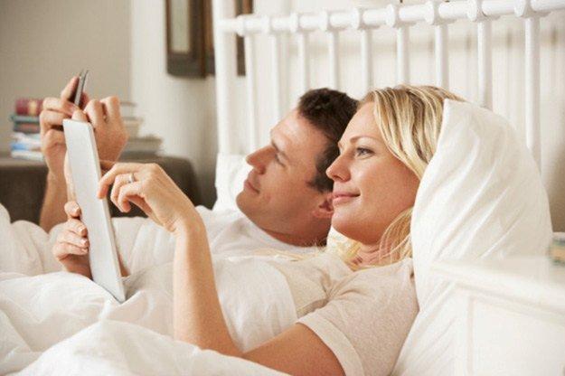 Сериалы негативно влияют на интимную жизнь