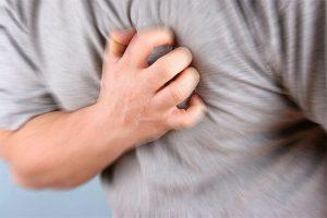 Диабет повышает риск смерти от сердечного приступа