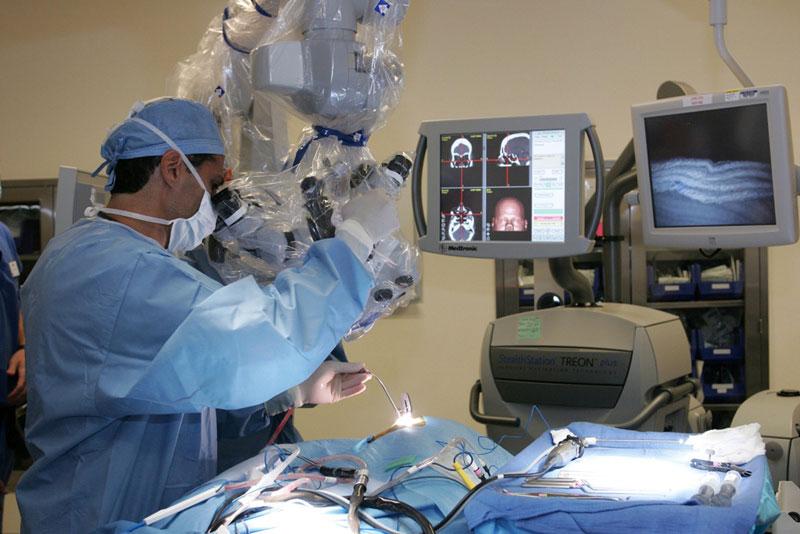 Ученые нашли инновационный способ лечения опухоли мозга