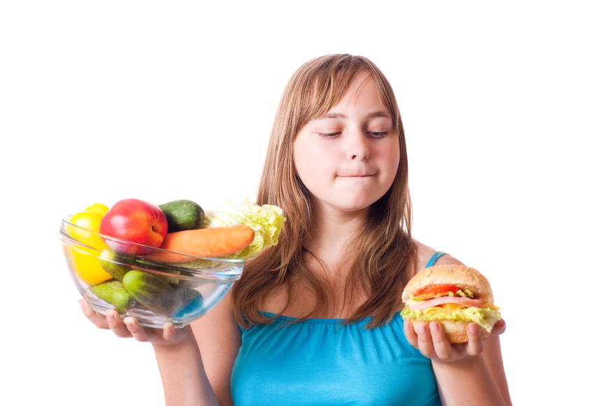 Правильное питание может быть опасно для молодежи