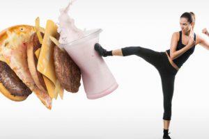 Сбросить лишний вес поможет правильное питание и дозированные аэробные нагрузки