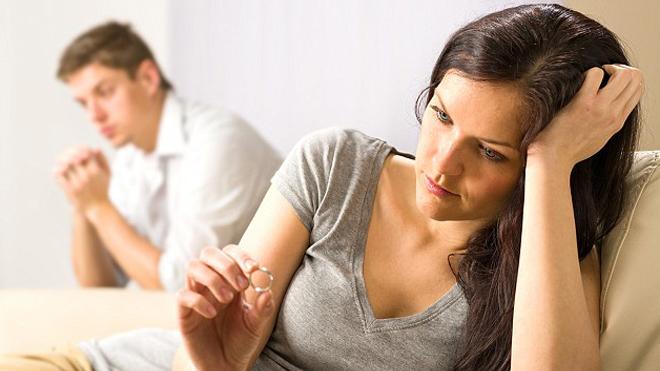 Развод может вызывать расстройства пищевого поведения у женщин