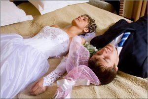 Как провести первую брачную ночь?
