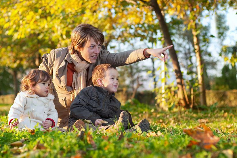 Рождение детей помогает спасти брак