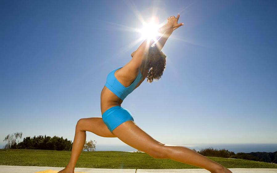 Польза фитнеса на природе: стройное тело и приятный отдых
