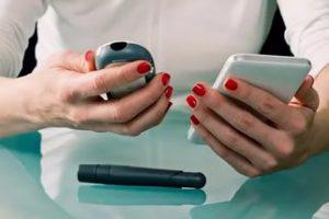 Диабет научились лечить с помощью смартфона