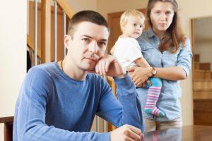 Что делать, если муж не хочет жену?