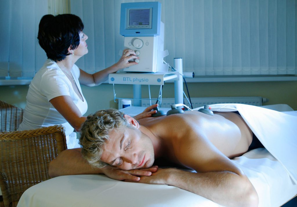 Физиотерапевтическое лечение рака
