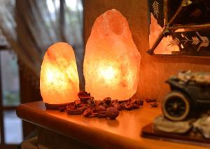 Полезные свойства солевой лампы