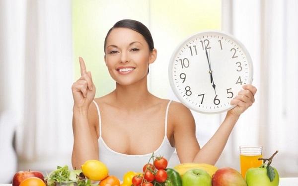 3 закона правильного похудения