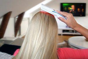 Лазерная расческа против выпадения волос