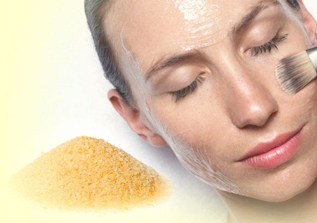 Подтягивающая маска для лица из желатина рецепт