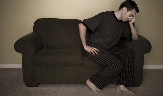 Послеродовая депрессия проявляется у отцов