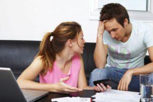 Несчастливый брак действительно может разбить сердце