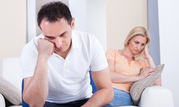 Признаки того, что мужчина с вами несчастен