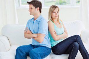 Как быстро помириться с мужем?