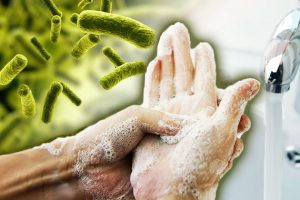 Почему после мытья руки становятся еще грязнее.
