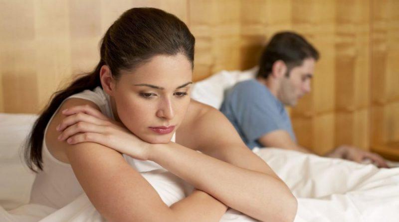 Отказ от секса реанимирует отношения
